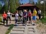 IV Marsz Nordic Walking Studentów UTW