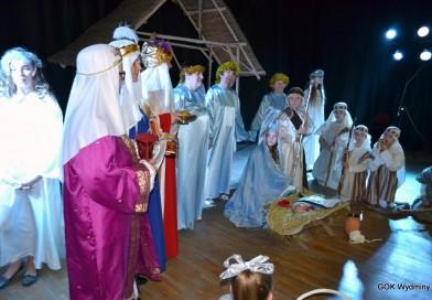 Kiermasz świąteczny w Wydminach.