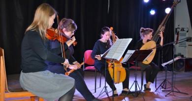 Spotkania z muzyką – koncert Filharmonii Narodowej.