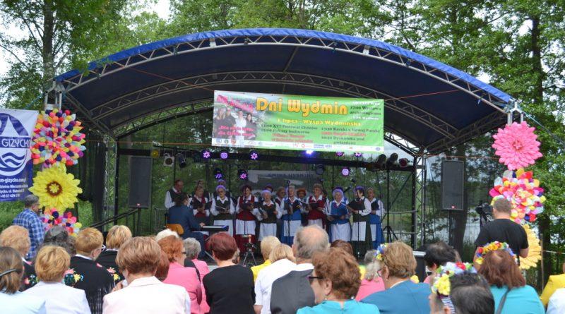 XVI Festiwal Chórów Seniora i Dni Wydmin.
