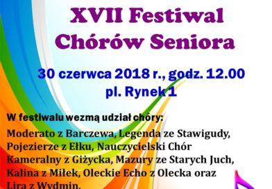 XVII Festiwal Chórów Seniora