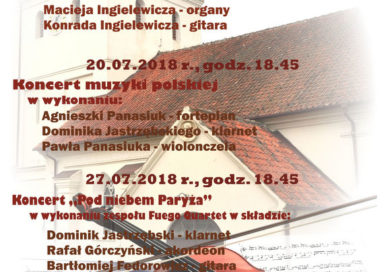 V Wydmińskie Koncerty Muzyki Kameralnej