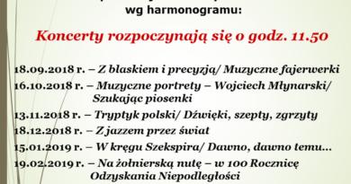 Koncerty Filharmonii Narodowej