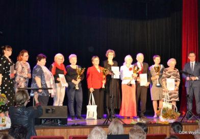 Sukces chóru Lira na Senioriadzie w Lidzbarku Warmińskim.
