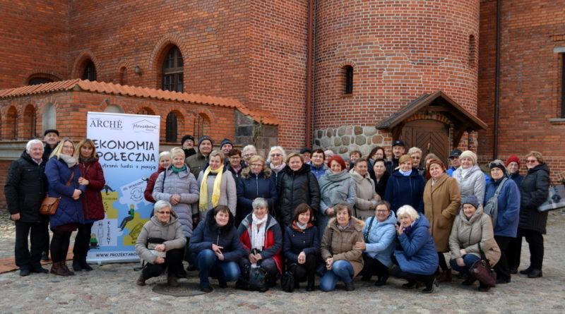 Wycieczka seniorów do Tykocina i Białegostoku.