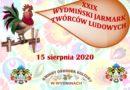 Regulamin Wydmińskiego Jarmarku Twórców Ludowych