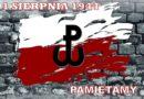 76 rocznica Powstania Warszawskiego.