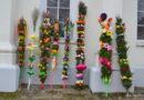 Palmy Wielkanocne w Wydminach.