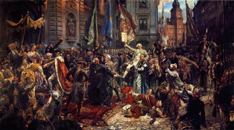 230 rocznica uchwalenia Konstytucji 3 Maja.