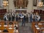 Koncert Chóru Męskiego z Łotwy